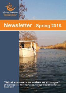 IE newsletter - Spring 2018