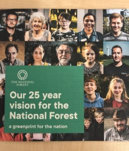 The National Forest greenprint