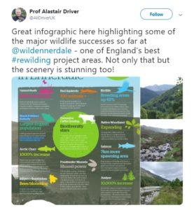 Wild Ennerdale infographic tweet